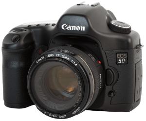 Canon EOS 5D Manual User Guide