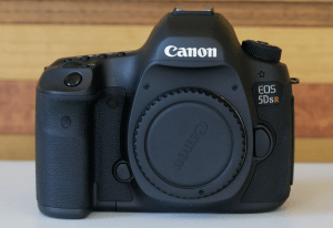 Canon EOS-5DS R Manual User Guide,