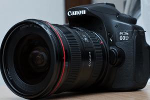 Canon EOS-60D Manual.