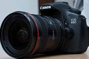 Canon EOS-60D Manual.