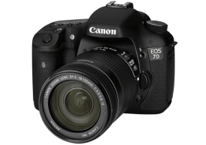Canon EOS-7D Manual User Guide.