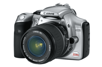Canon EOS Digital Rebel Manual User Guide 1