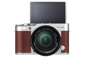 Introducing the new Fujifilm X-A3, an Expert for the Selfie Lovers