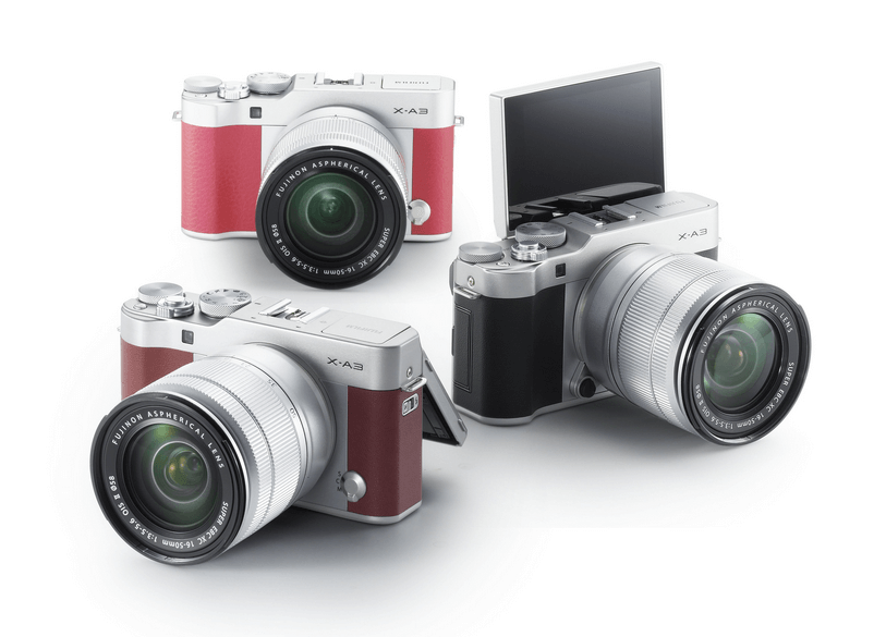 Introducing the new Fujifilm X-A3, an Expert for the Selfie Lovers 1