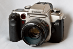 Bring it Back! The Canon EOS ELAN II and IIE Manual For User Guidance 3