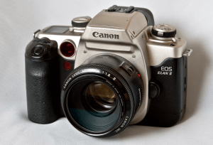 Bring it Back! The Canon EOS ELAN II and IIE Manual For User Guidance