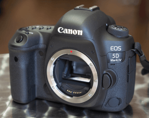 Canon EOS 5D Mark IV Manual User Guide,