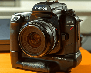 Canon EOS ELAN 7 and 7E Manual