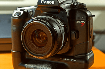 Canon EOS ELAN 7 and 7E Manual User Guide 1