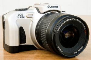 Canon EOS IX Lite Manual, a Manual for Canon Solid Camera Product.