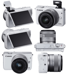 Canon EOS M10 Manual, a Guidance for Elegant and Classy Canon Camera.