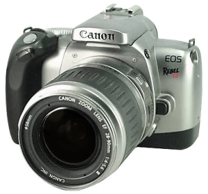 Canon EOS Rebel T2 Manual Superb Feature Camera for Professional.
