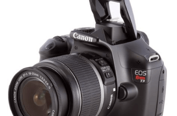 Canon EOS Rebel T3 Manual: a Manual to a Good Image Reproducer 1