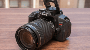 Canon EOS Rebel T4i Manual Novice-oriented Camera for Superb Video Recording
