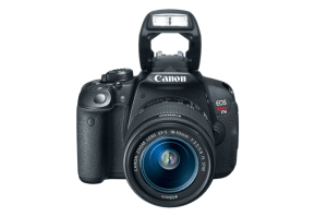 Canon EOS Rebel T5i Manual User Guide for Upgraded Rebel Version.