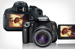 Canon EOS Rebel T5i Manual User Guide for Upgraded Rebel Version