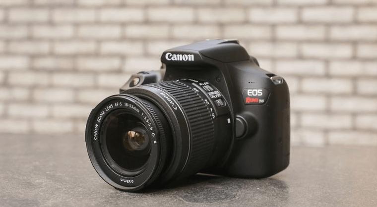 Canon EOS Rebel T6 Manual, a Camera Manual for Beginner Photographer 1