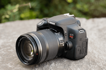 Canon EOS Rebel T6i User Manual: A Superb Camera with WiFi and NFC 1