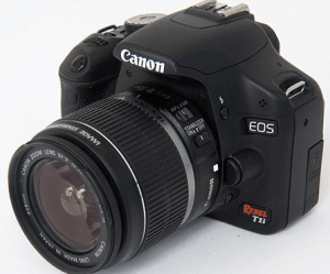 Canon EOS Rebel Ti Manual, a Rebel Ti Camera Manual for Your Ease and Simplicity