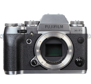 FUJIFILM X-T1 and X-T1 GraphiteSilver Manual and Specification Review