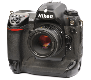 Nikon D2HS Camera Manual User Guide