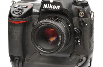 Nikon D2HS Camera Manual User Guide 1