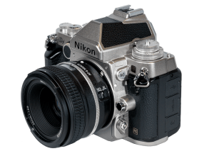 Nikon Df Manual Guide, a Manual Guide for Nikon Classically Modern Camera