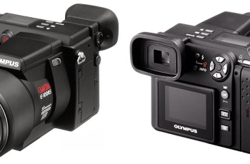 Olympus Camedia E-100 RS Manual: A Manual of Suitable Camera for Action Photo Taking with OIS 1