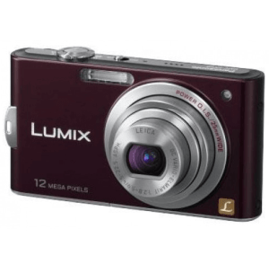 Panasonic Lumix DMC-FX60 Manual For Panasonic Camera Stylish Users