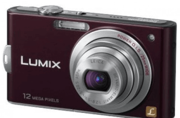 Panasonic Lumix DMC-FX60 Manual For Panasonic Camera Stylish Users 1