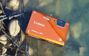 Panasonic Lumix DMC-TS1 Manual: The Manual of Panasonic's First Underwater camera