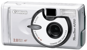 Canon PowerShot A200 Manual, a Manual for your Trip Companion Camera
