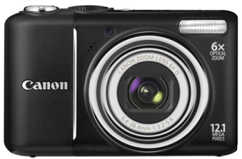 Canon PowerShot A2100 IS Manual, a Manual to Canon Stylishly Sophisticated Camera 1