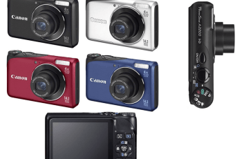Canon PowerShot A2200 Manual for Canon Low Budget Camera 2