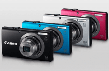 Canon PowerShot A2300 Manual, a Manual for Canon Stylishly Compact Camera 1