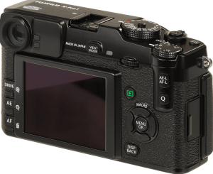 FUJIFILM X-Pro1 New Features Manual and Full Camera Review