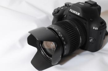 FUJIFILM X-S1 Manual, Manual of Perfectness Fujifilm DLSR Camera 1