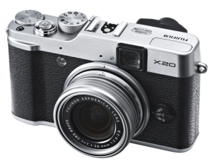 FUJIFILM X-M1 Manual, a User Guide of Fujifilm X Series Lightest Compact