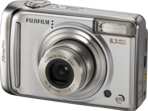 FujiFilm FinePix A800 Manual, Another Manual for FujiFilm Front-runner Camera