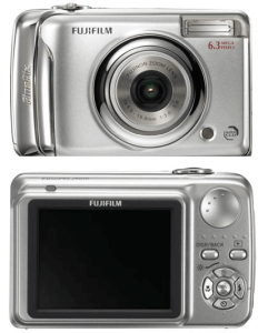 Fujifilm FinePix A610 Manual for Fuji's Truly Compact Camera