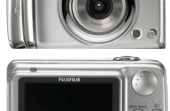 Fujifilm FinePix A610 Manual for Fuji's Truly Compact Camera 1