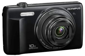 Guide to a Budget Camera with Super Zoom: Olympus VR-340 Manual 1