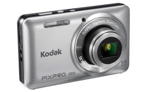 Kodak FZ51 Manual, a Manual of Kodak's Cool Compact Camera