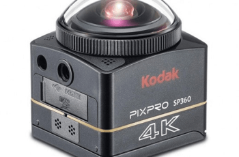 Kodak SP360 4K Manual for Your Tough 360 Camera 2