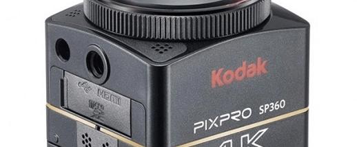 Kodak SP360 4K Manual for Your Tough 360 Camera 1