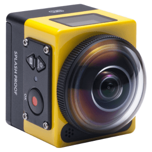 Kodak SP360 Manual, a Manual of Kodak's Tough Action 360 Camera