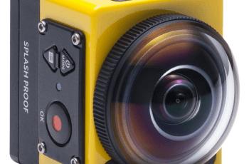 Kodak SP360 Manual, a Manual of Kodak's Tough Action 360 Camera 1