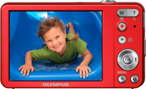 Olympus VG-120 Manual for Olympus Affordable Compact Camera