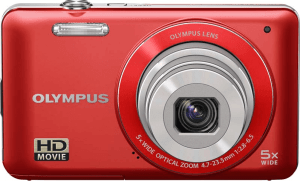Olympus VG-130 Manual, Manual of Powerful Compact Camera with Metal Body