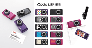 Pentax Optio LS465 Manual for Your Stylish Pocketable Camera